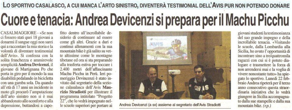 La Voce di Mantova – 13/02/2016