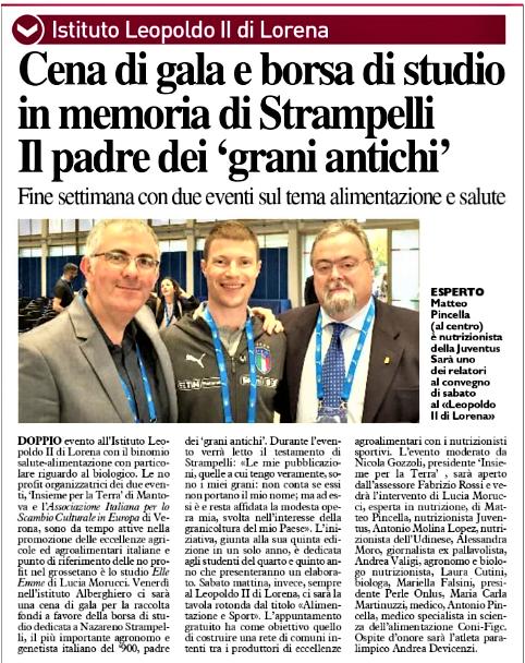 La Nazione Grosseto – 04/04/2019
