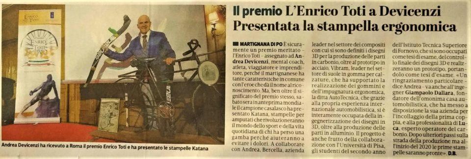 La Provincia – 15/10/2019