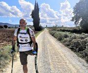 Via Francigena - Con le Katana